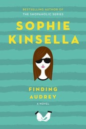 finding-audrey-sophie-kinsella-book-cover