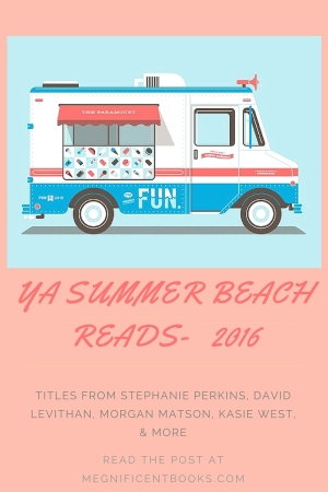 ya summer beach reads 2016